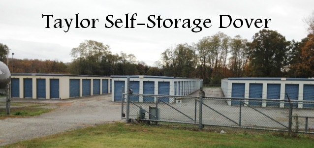 24/7 Gated Security Storage Units